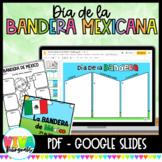 Día de la bandera mexicana | Mexican Flag Day Pdf & Google Slides in Spanish