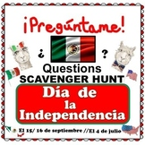MEXICAN INDEPENDENCE DAY - Cultural Questions - México y l