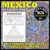 MEXICO Activity Pack