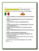 MEXICO INDEPENDENCE DAY: A TRIVIA QUIZ