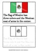 MEXICO Read, Trace, and Color Mini Books (Country Study)