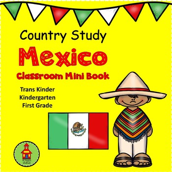 MEXICO Reading Book Country Study