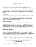 Rainbow Cloud Art Terms of Use