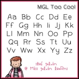 MGL Free Font - Too Cool