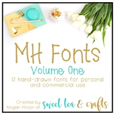 MH Fonts - Volume One