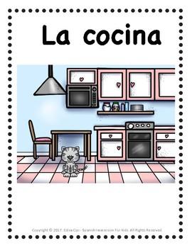 MI CASA - MY HOUSE IN SPANISH