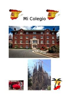 MI COLEGIO REVIEW WORKBOOK (FOUNDATION)