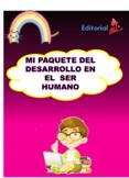 MI PAQUETE DEL DESARROLLO EN EL SER HUMANO