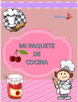 MI PAQUETE DE COCINA