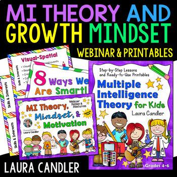 MI Theory and Growth Mindset Bundle