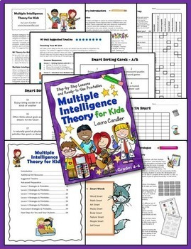 MI Theory Book and Growth Mindset Webinar Bundle