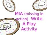 MIA Write A Play-Drama Activity