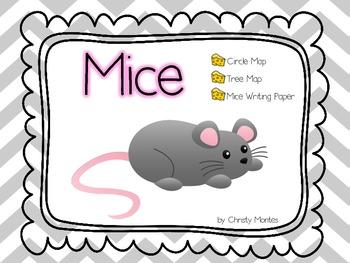 MICE! First Grade Writing
