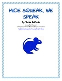 Understanding Characters with MICE SQUEAK