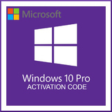 MICROSOFT WINDOWS 10 PROFESSIONAL KEY 32 64 BIT ACTIVATION LICENSE PRODUCT KEY