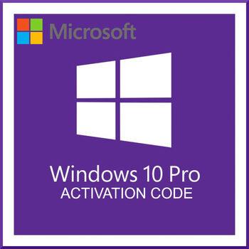 MICROSOFT WINDOWS 10 PROFESSIONAL KEY 32 64 BIT ACTIVATION ...