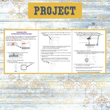 MICROSOFT WORD - Flyer Assignment