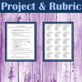 MICROSOFT WORD - News Update Assignment (Current Events)