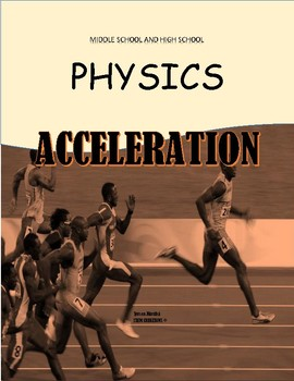 THE ACCELERATION OF AN OBJECT