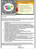 MIDDLE SCHOOL BUNDLED ESL LESSON PLANS