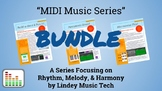 MIDI Series Bundle: Rhythm, Melody, and Harmony