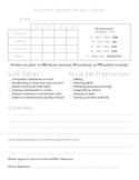 MIDTERM REPORT - 2nd grade