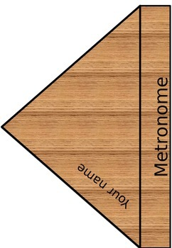 MIGHTY METRONOME! Tempo teaching in the music classroom!