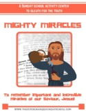 MIGHTY MIRACLES OF JESUS