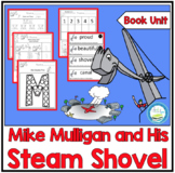 MIKE MULLIGAN AND HIS STEAM SHOVEL BOOK UNIT