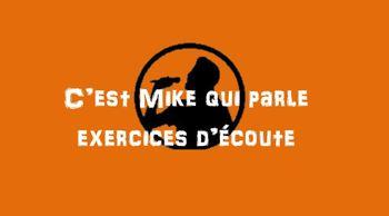 MIKE QUI PARLE TRAVAUX DOMESTIQUES
