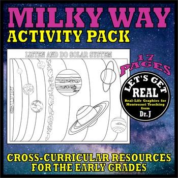 MILKY WAY ACTIVITY PACK
