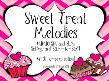 MIMIO: Sweet Treat Melodies for the Kodaly Classroom