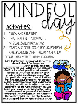 mindfulness activities for kidsthompson's teachings