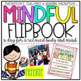 MINDFULNESS FLIPBOOK ACTIVITY FREEBIE