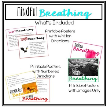 MINDFULNESS through BREATHING for the Teenage Mind