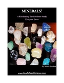 MINERALS! A Lesson Kit Everyone Loves