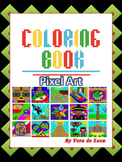 MINI COLORING BOOK-Mexican-Independence Day- 5 de Mayo-Pix