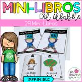 MINI LIBROS DEL ALFABETO/ SPANISH ALPHABET MINI BOOKS