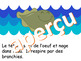 MINI LIVRE - CYCLE DE VIE DE LA GRENOUILLE (FRENCH FSL)
