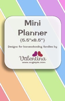 MINI Lesson Planner Bundle
