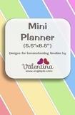 MINI Lesson Planner Bundle