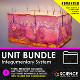 UNIT BUNDLE - Integumentary System Mini Unit (HS-LS1) - Di