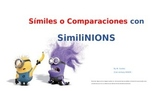 MINIONS: Similes / Símiles in Spanish