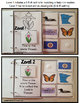MINNESOTA State Symbols Adapted Book for Special Education