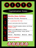 MINTS Capitalization Posters