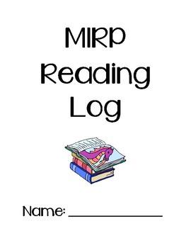 MIRP Reading Log