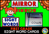 MIRROR SIGHT WORDS ACTIVITY: SIGHT WORD GAMES