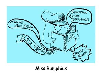 MISS RUMPHIUS Success Sparks Reading Adventure!