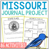 MISSOURI History Project with Lesson Plans, State Research Journal