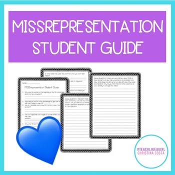 MISSrepresentation Student Guide for Documentary